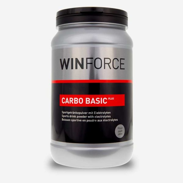 Winforce Carbo Basic Plus Sportdryck Burk 800g