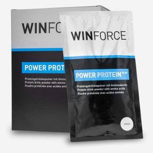 Winforce Power Protein Plus Proteinpulver Box 10x35g