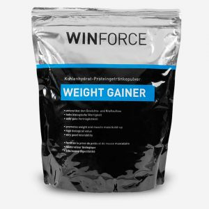 Winforce Weight Gainer Proteinpulver Påse 2500g