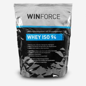 Winforce Whey Iso 94 Proteinpulver påse 2000g