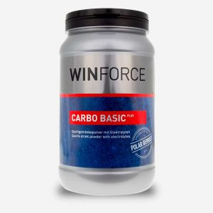 Winforce Carbo Basic Plus Polar Berries-Sportdryck med antioxidanter