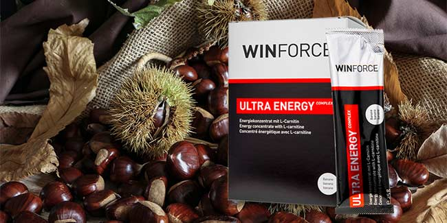 Winforce Ultra Energy Complex Kastanj
